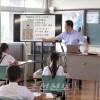현대적인 수업에 감탄/후꾸오까초급, 2일간의 학교개방행사