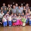 동포들의 사랑과 원아들의 웃음꽃/고꾸라유치원에서 경로모임