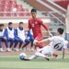 득점묘기를 가진 재능있는 공격수/김유성 4.25체육단 남자축구선수