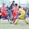 〈제39차 《꼬마축구대회》〉영예의 우승기는 도꾜제1초중에/교육원조비와 장학금의 배려 60돐을 기념