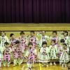 노래와 춤, 운동놀이도 피로 부표제/고베초중 부속유치반, 동포경로모임