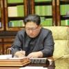 김정은원수님, 새형의 대륙간탄도로케트시험발사를 단행할데 대한 명령 하달