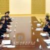 최룡해부위원장이 중국공산당 중앙위원회 총서기특사를 만났다