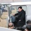 김정은원수님, 승리자동차련합기업소를 현지지도