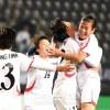 〈E-1 축구선수권대회・녀자〉조선팀, 중국에 2 대 0으로  승리