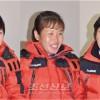 〈E-1 축구선수권대회・녀자〉동포들에게 힘과 용기를/주력선수들이 중국전 전날에 포부