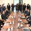 민족의 대사, 평창올림픽의 성공을 다짐한 북남고위급회담