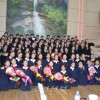 〈2018년 설맞이모임〉재일조선학생들이 평양을 출발
