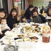 신입생, 졸업생을 축하, 친목회도/총련 히로시마시니시지부