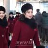 〈평창올림픽〉민족올림픽위원회대표단, 응원단, 태권도시범단, 기자단 도착