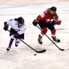 〈평창올림픽〉빙상호케이 순위결정 1차전 스위스와 맞서 0 대 2