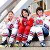 평창올림픽 녀자빙상호케이북남단일팀 선수들과 나눈 추억담