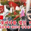 【동영상】붉은 꽃바다를 펼친 마음들/광명성절경축 제22차 김정일화축전