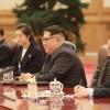 김정은원수님, 중국공산당 중앙위원회 습근평총서기와 회담