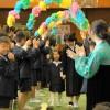확대된 《민족교육의 첫 공정》/2018학년도 도꾜제4초중 입학식 및 입원식