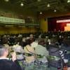 효고에서 긴급집회, 보조금 삭감한 현당국을 규탄
