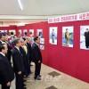 〈총련 24전대회〉전체대회기념 사진전, 다목적홀에서