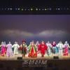 금강산가극단2018년 무용뮤지컬 《춘향전~오작교에 비낀 통일무지개~》/첫 공연이 도꾜에서 진행