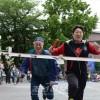 도꾜 신쥬꾸동포운동회 첫 개최, 새 세대들이 활약/활성화로 꽃피는 《동포들의 미소》