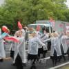 항소심을 앞두고 무상화적용을 촉구/히로시마에서 시위행동