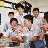 학생들의 꿈을 펼쳐주어/가나가와중고 《제3차 청상회학원》