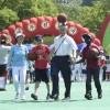 친선의 정, 기쁨과 즐거움의 마당/평양에서 국제아동절 친선련환모임