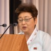 〈총련 24전대회〉토론 –니시도꾜조선제2초중급학교 리정애교장
