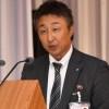 〈총련 24전대회〉토론 – 재일본조선청년상공회 리연남회장