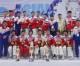 제9차 아시아태권도선수권대회에서 29개의 금메달, 나라별종합순위 1위