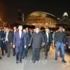 김정은원수님, 싱가포르공화국의 여러 대상을 참관