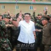 김정은원수님, 조선인민군 제1524군부대를 시찰