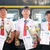 국제항공련맹 경기대회에서 금메달 3개 쟁취