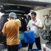 서일본폭우, 재해대책위원회가 활동