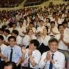 〈북남통일롱구〉뜨거운 통일열기를 체감한 재일동포들의 감상