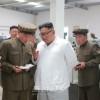 김정은원수님, 라남탄광기계련합기업소 9월1일기계공장을 현지지도
