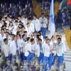 〈18차 아시아경기〉북남선수들, 통일기 앞세우고 공동입장/인도네시아에서 개막