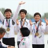 〈18차 아시아경기〉녀자카누에서 단일팀이 력사적인 금메달