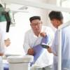 김정은원수님, 묘향산의료기구공장을 현지지도