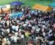 600여명으로 들끓어/공화국창건 70돐경축 총련 니시도꾜 지부들의 동포야회