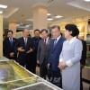 〈북남수뇌회담〉문재인대통령 내외가 만수대창작사 방문