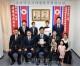 애족애국의 대를 이어 지역활성화를/조청 가고시마현본부 결성