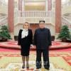 김정은원수님, 조선을 방문하고있는 로씨야련방평의회 의장을 접견