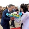 〈북남수뇌회담〉문재인대통령과 일행 평양을 출발