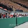김정은원수님 참석밑에 조선민주주의인민공화국창건 70돐경축 대집단체조와 예술공연 《빛나는 조국》 성대히 진행