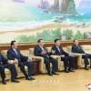 〈북남수뇌회담〉최고인민회의 상임위원회 부위원장이 남측의 사회계인사들을 만났다