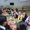 조대 교육학부 교육학과 3년제 학생들, 조국의 장애자들과 교류