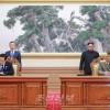 북남주도로열어나가는《새로운평화의시대》