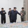 김정은원수님, 신의주시건설총계획을 지도