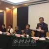 중국청도에서《통일인문학세계포럼》