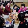〈2019년 설맞이모임〉조국의 련계학교 학생들과의 련환모임 진행